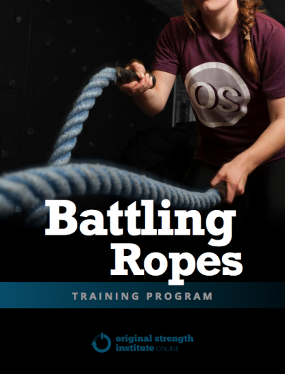 Battling Ropes Training Program