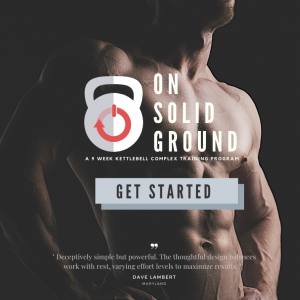 On Solid Ground - Advanced Kettlebell Program