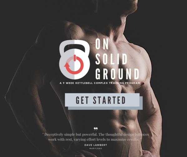 On Solid Ground - Advanced Kettlebell Program