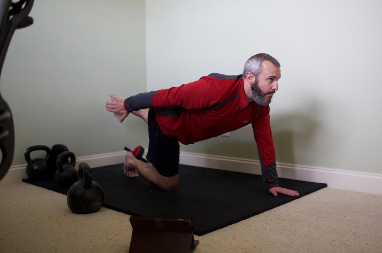 Feeling Out-of-Shape? Stiff? Achy?  We Can Help.